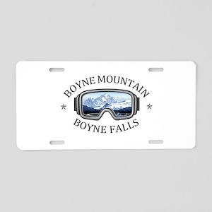 Boyne Mountain - Boyne Fa Aluminum License Plate