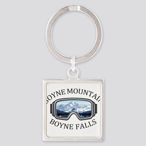Boyne Mountain - Boyne Falls - Michiga Keychains