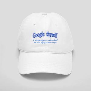 Google thyself Cap