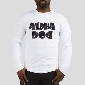 ALPHA DOG Long Sleeve T-Shirt