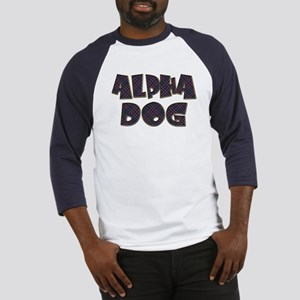 ALPHA DOG Baseball Jersey