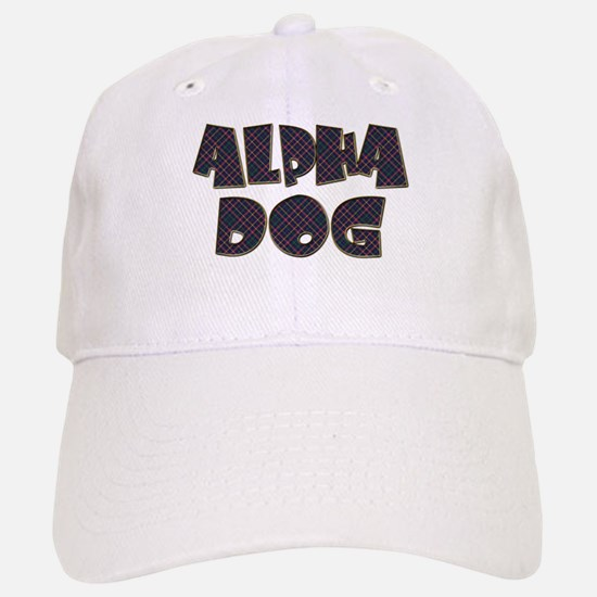 ALPHA DOG Baseball Baseball Cap