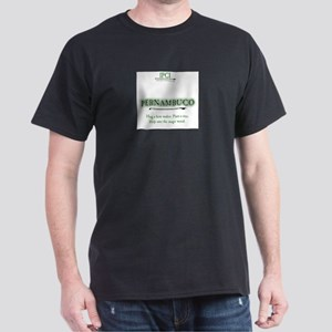 Pernambuco Black T-Shirt