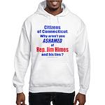Rep. Jim Himes Hooded Sweatshirt