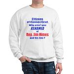 Rep. Jim Himes Sweatshirt