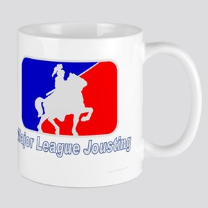 Major League Jousting Mug