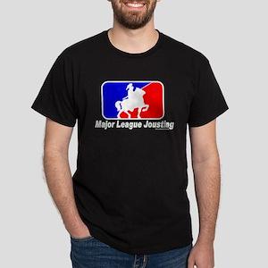 Major League Jousting Dark T-Shirt