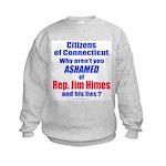 Rep. Jim Himes Kids Sweatshirt