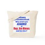 Rep. Jim Himes Tote Bag