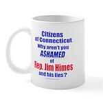 Rep. Jim Himes Mug