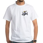 S.E. Ukers White T-Shirt