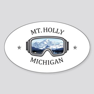 Mt. Holly Ski and Snowboard Resort - Hol Sticker