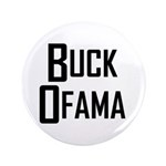 """Buck Ofama 3.5"""" Button (100 pack)"""