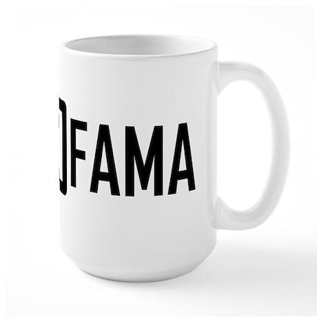 Buck Ofama Large Mug