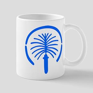 Palm Island - Dubai Mug