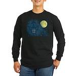 Guardian Lion Long Sleeve Dark T-Shirt