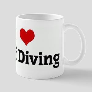 I Love Muff Diving Mug