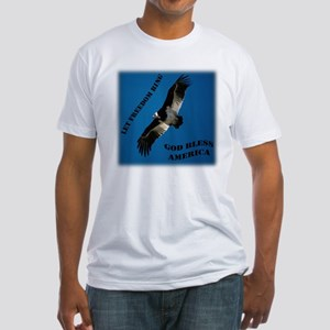 Freedom Fitted T-Shirt