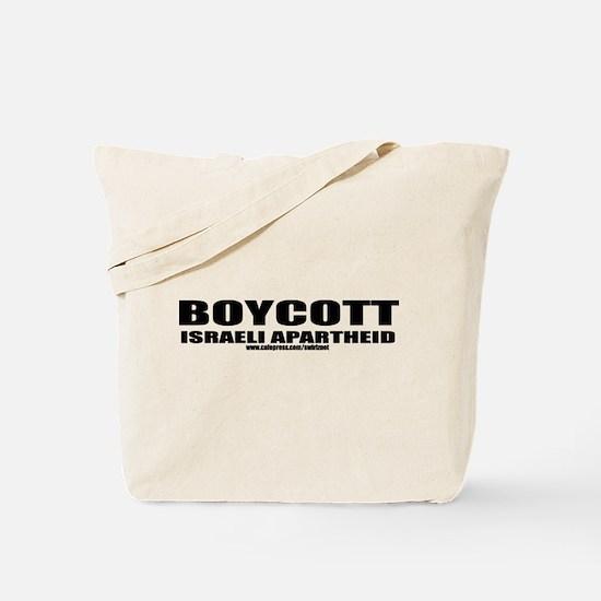 Boycott Apartheid Tote Bag