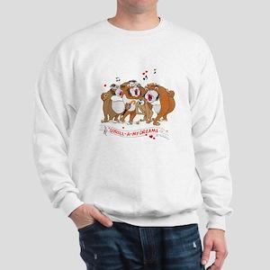 GOR-ILL-A my dreams. Sweatshirt