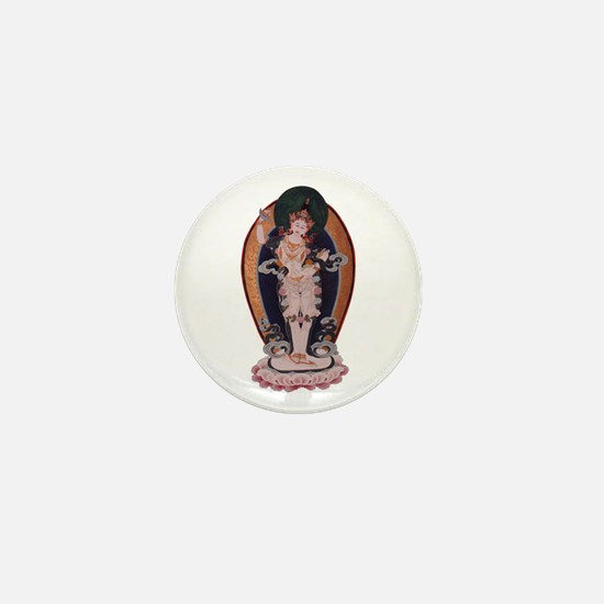 Yeshe Tsogyal Mini Button