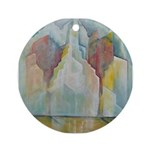 RD Riccoboni Holiday Ornament (Round)