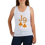Jack Nine Orange Women's Tank Top