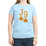 Jack Nine Orange Women's Light T-Shirt