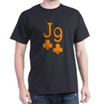 Jack Nine Orange Dark T-Shirt