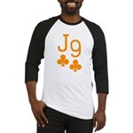Jack Nine Orange Baseball Jersey
