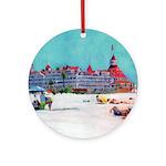 Riccoboni Coronado Ornament (Round)