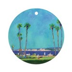 Riccoboni Ocean Ornament (Round)