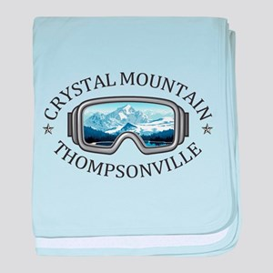 Crystal Mountain Resort & Spa - Tho baby blanket