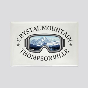 Crystal Mountain Resort & Spa - Thompson Magnets