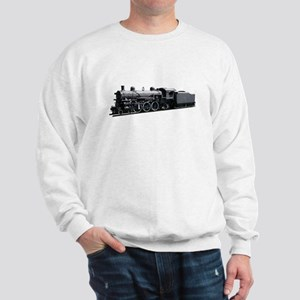 Locomotive (Side) Sweatshirt