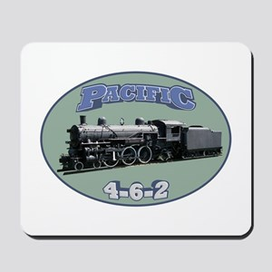 Pacific Locomotive Mousepad
