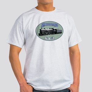 Pacific Locomotive Light T-Shirt
