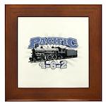 Pacific 4-6-2 Framed Tile