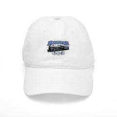 Pacific 4-6-2 Baseball Cap