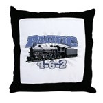 Pacific 4-6-2 Throw Pillow
