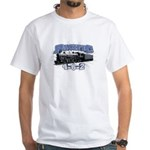 Pacific 4-6-2 White T-Shirt