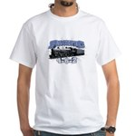 Pacific 4-6-2 White T-Shirt