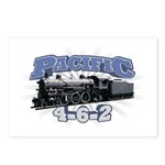 Pacific 4-6-2 Postcards (Package of 8)