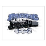 Pacific 4-6-2 Small Poster