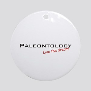 Paleontology / Dream! Ornament (Round)