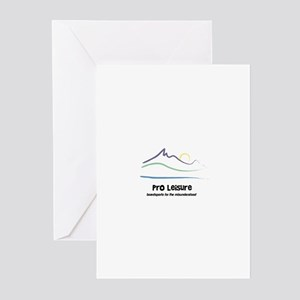 Pro Leisure Greeting Cards (Pk of 10)