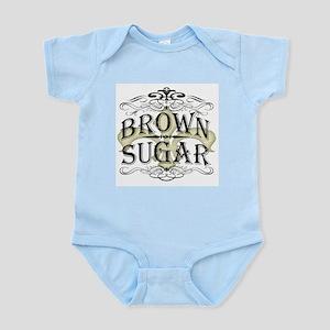 Vintage Brown Sugar Infant Bodysuit