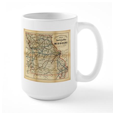 1888 Missouri Large Mug