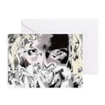 Her Eyes Greeting Cards (Pk of 10)