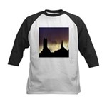 Monument Valley Storm Duo Kids Baseball Jersey